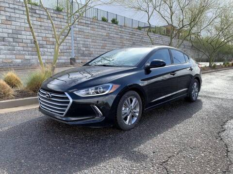 2017 Hyundai Elantra for sale at AUTO HOUSE TEMPE in Tempe AZ