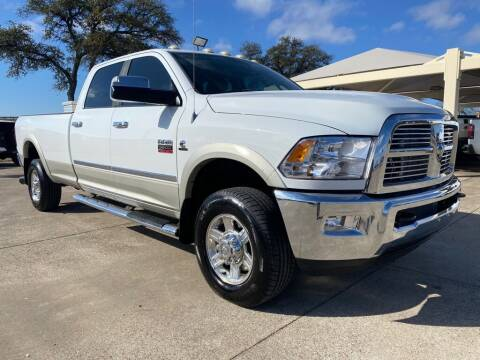 2010 Dodge Ram Pickup 3500 for sale at Thornhill Motor Company in Hudson Oaks, TX