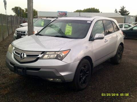 2007 Acura MDX for sale at Highway 16 Auto Sales in Ixonia WI