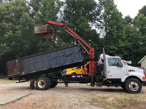 2003 Sterling M7500 Acterra for sale at M & W MOTOR COMPANY in Hope AR