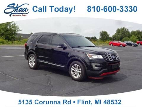 2016 Ford Explorer for sale at Jamie Sells Cars 810 in Flint MI