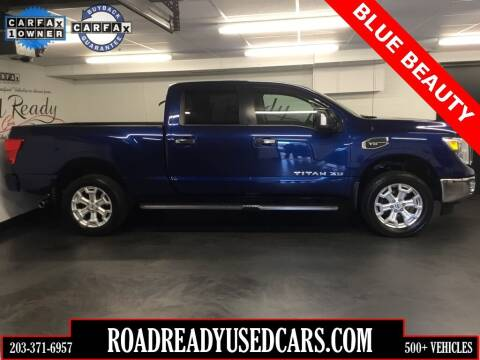 2016 Nissan Titan XD for sale at Road Ready Used Cars in Ansonia CT