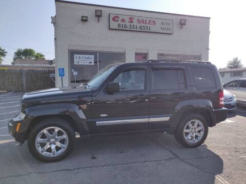 2012 Jeep Liberty for sale at C & S SALES in Belton MO