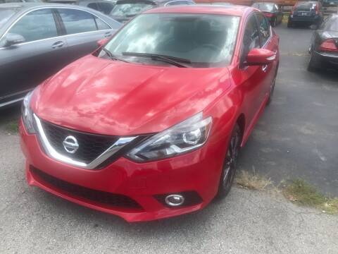 2017 Nissan Sentra for sale at Tennessee Auto Brokers LLC in Murfreesboro TN