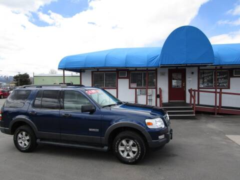 2006 Ford Explorer for sale at Jim's Cars by Priced-Rite Auto Sales in Missoula MT