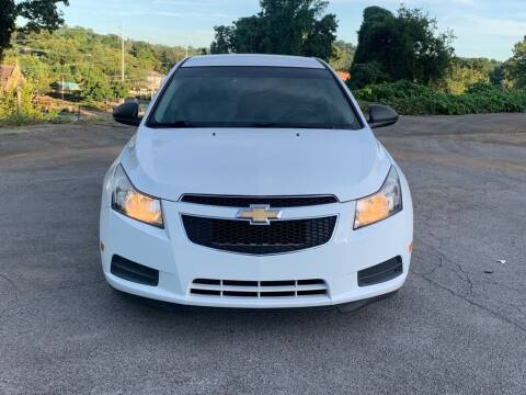 2011 Chevrolet Cruze for sale at Car ConneXion Inc in Knoxville TN
