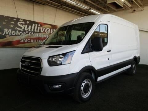 2020 Ford Transit Cargo for sale at SULLIVAN MOTOR COMPANY INC. in Mesa AZ
