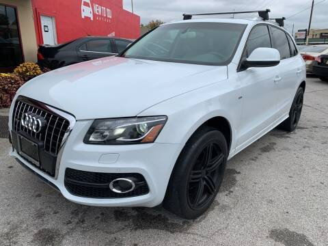2012 Audi Q5 for sale at New To You Motors in Tulsa OK