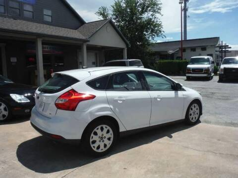 2012 Ford Focus for sale at Don Jacobson Automobiles in Houston TX