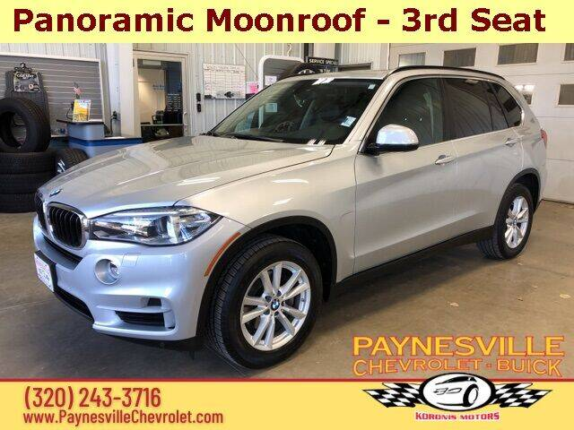 2014 BMW X5 for sale at Paynesville Chevrolet - Buick in Paynesville MN