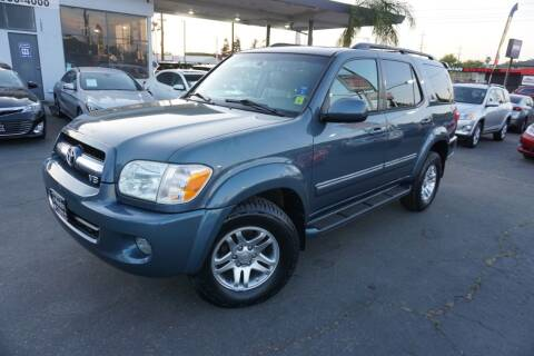 2005 Toyota Sequoia for sale at Industry Motors in Sacramento CA