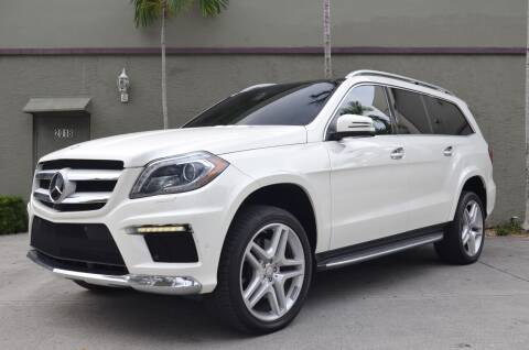 2014 Mercedes-Benz GL-Class for sale at ALWAYSSOLD123 INC in North Miami Beach FL
