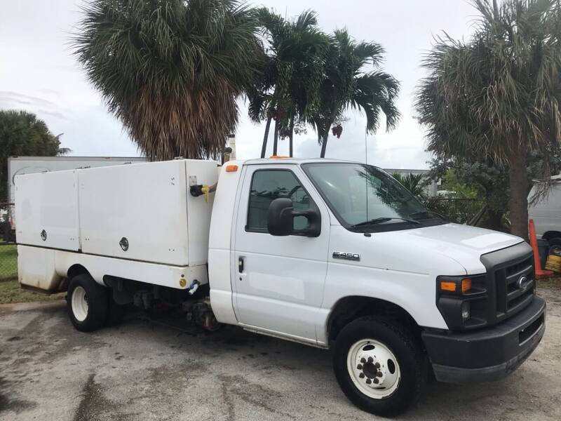 2011 Ford E-Series Chassis for sale at Kaler Auto Sales in Wilton Manors FL