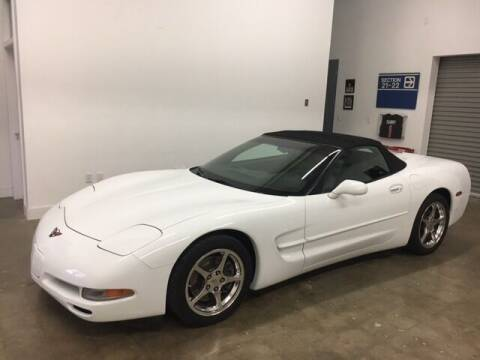 1998 Chevrolet Corvette for sale at CHAGRIN VALLEY AUTO BROKERS INC in Cleveland OH