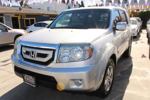 2011 Honda Pilot for sale at Good Vibes Auto Sales in North Hollywood CA