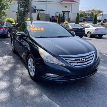 2011 Hyundai Sonata for sale at Auto Bella Inc. in Clayton NC