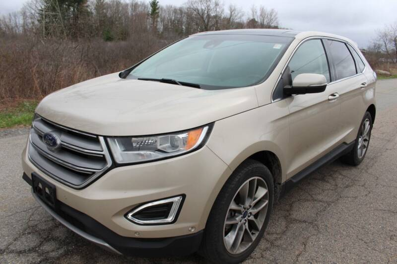 2017 Ford Edge for sale at Imotobank in Walpole MA