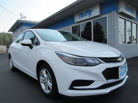 2018 Chevrolet Cruze for sale at Thrifty Car Sales SPOKANE in Spokane Valley WA