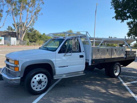 1998 Chevrolet C/K 3500 Series for sale at California Diversified Venture in Livermore CA