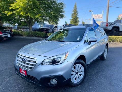 2015 Subaru Outback for sale at Real Deal Cars in Everett WA