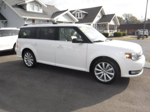 2014 Ford Flex for sale at Rob Co Automotive LLC in Springfield TN