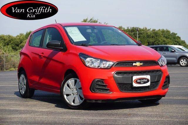 2017 Chevrolet Spark for sale at Van Griffith Kia Granbury in Granbury TX