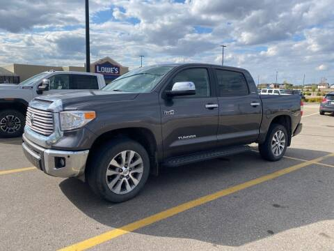 2017 Toyota Tundra for sale at Truck Buyers in Magrath AB