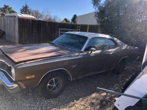 1975 Dodge Dart for sale at Classic Car Deals in Cadillac MI