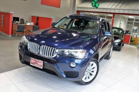 2017 BMW X3 for sale at Quality Auto Center of Springfield in Springfield NJ