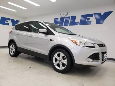 2013 Ford Escape for sale at HILEY MAZDA VOLKSWAGEN of ARLINGTON in Arlington TX