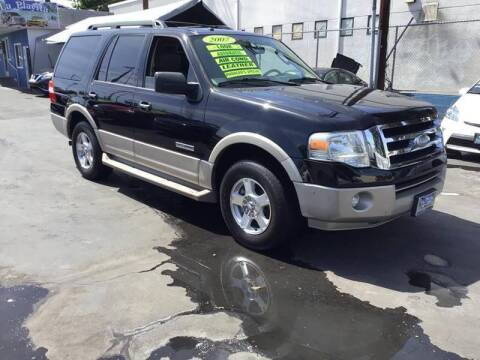 2007 Ford Expedition for sale at LA PLAYITA AUTO SALES INC - 3271 E. Firestone Blvd Lot in South Gate CA