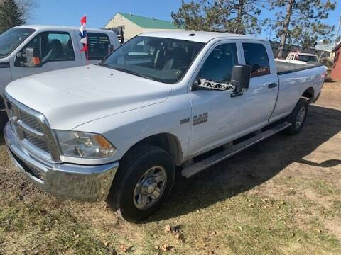 2014 RAM Ram Pickup 2500 for sale at Four Boys Motorsports in Wadena MN