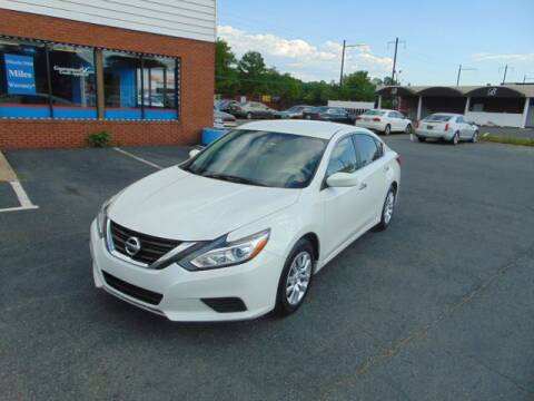2017 Nissan Altima for sale at Car Nation in Aberdeen MD