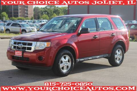 2012 Ford Escape for sale at Your Choice Autos - Joliet in Joliet IL