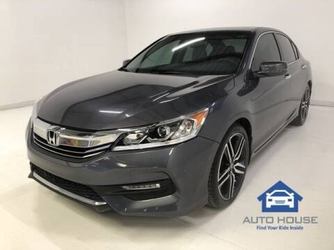 2016 Honda Accord for sale at AUTO HOUSE PHOENIX in Peoria AZ