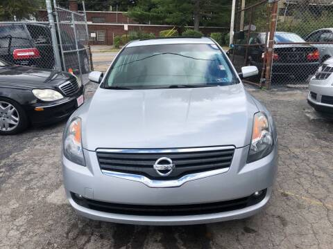2007 Nissan Altima for sale at Six Brothers Auto Sales in Youngstown OH