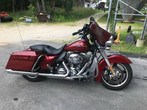 2009 Harley-Davidson Street Glide FLHX for sale at Kent Road Motorsports in Cornwall Bridge CT