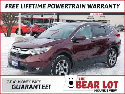 2018 Honda CR-V for sale at Rydell Auto Outlet in Mounds View MN