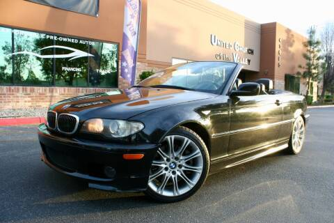 2006 BMW 3 Series for sale at CK Motors in Murrieta CA