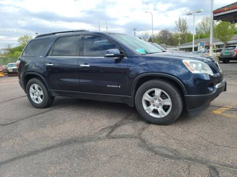 2007 GMC Acadia for sale at Geareys Auto Sales of Sioux Falls, LLC in Sioux Falls SD