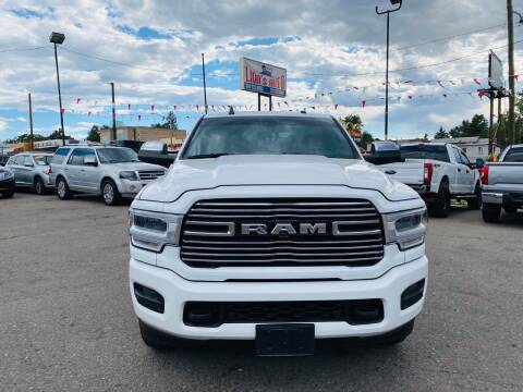 2019 RAM Ram Pickup 2500 for sale at Lion's Auto INC in Denver CO