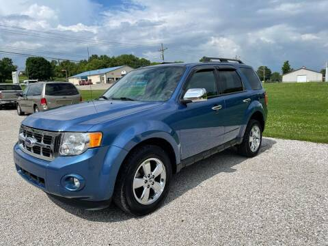 2010 Ford Escape for sale at 64 Auto Sales in Georgetown IN