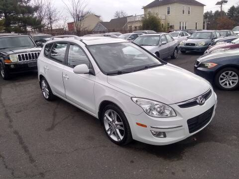 2012 Hyundai Elantra Touring for sale at Wilson Investments LLC in Ewing NJ