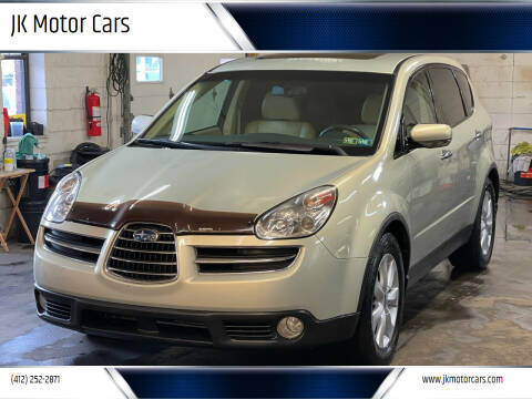 2006 Subaru B9 Tribeca for sale at JK Motor Cars in Pittsburgh PA