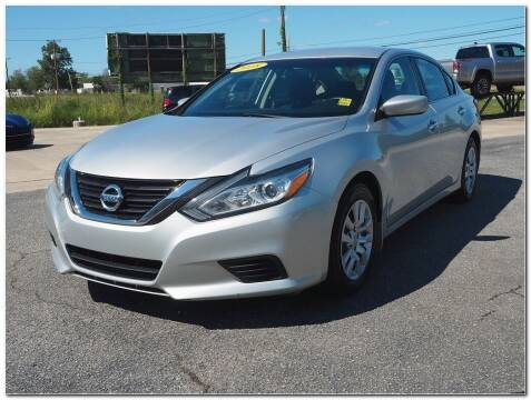 2018 Nissan Altima for sale at STRICKLAND AUTO GROUP INC in Ahoskie NC