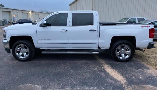 2018 Chevrolet Silverado 1500 for sale at Carolina Auto Credit in Youngsville NC