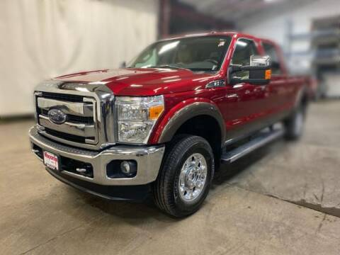 2016 Ford F-250 Super Duty for sale at Waconia Auto Detail in Waconia MN