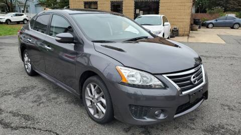 2015 Nissan Sentra for sale at Citi Motors in Highland Park NJ