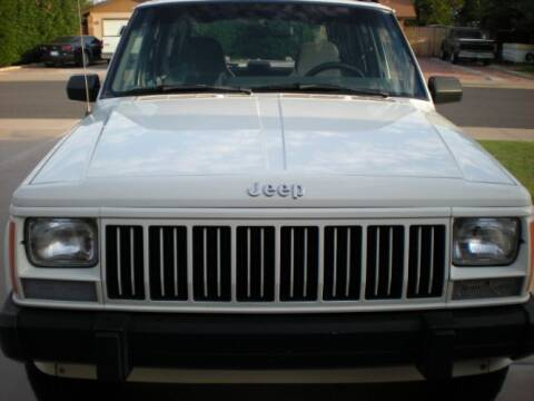 1996 Jeep Cherokee for sale at Classic Car Deals in Cadillac MI