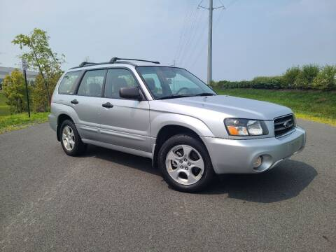 2004 Subaru Forester for sale at Lexton Cars in Sterling VA